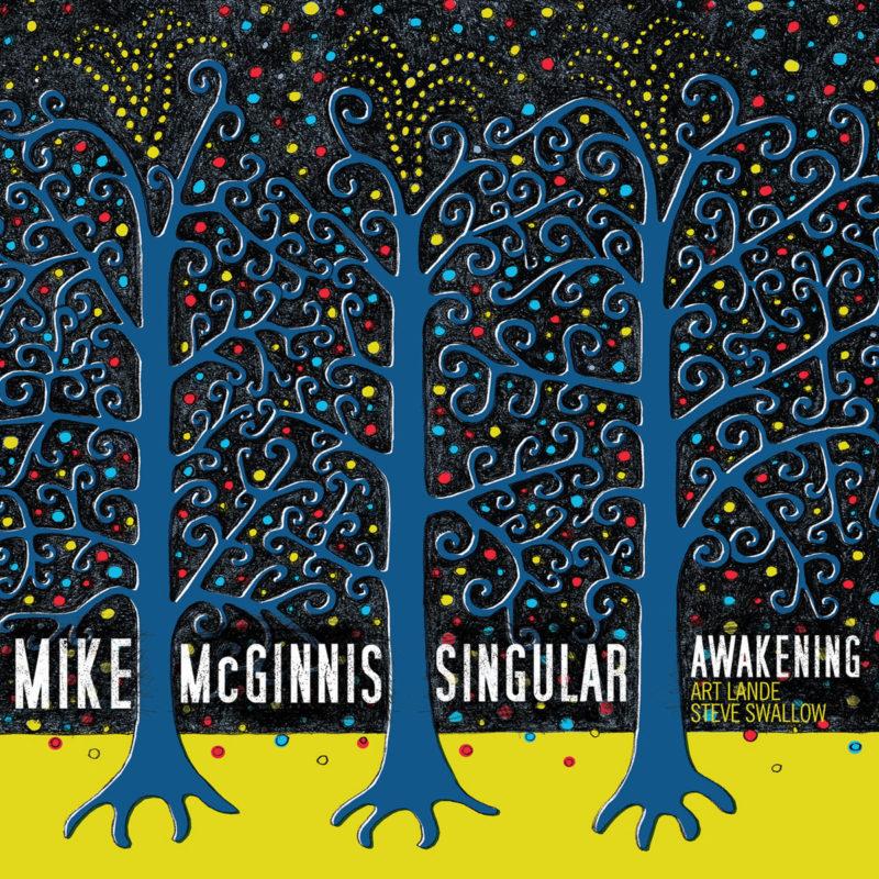 Cover of Mike McGinnis album Singular Awakening on Sunnyside