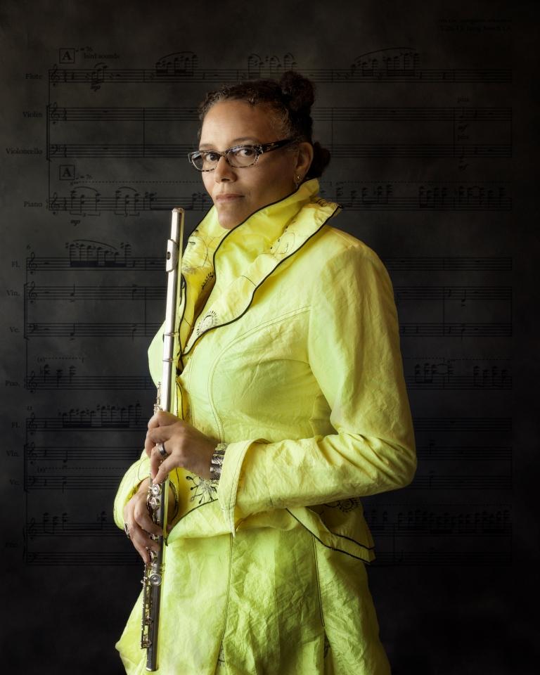 Nicole Mitchell (photo by Kristi Sutton Elias)