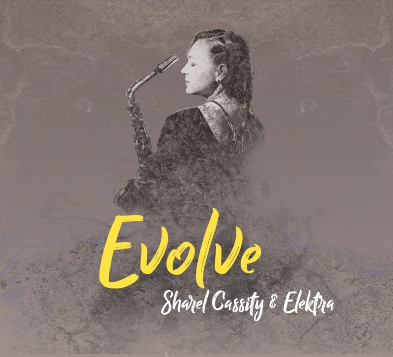 Cover of Sharel Cassity & Elektra album Evolve