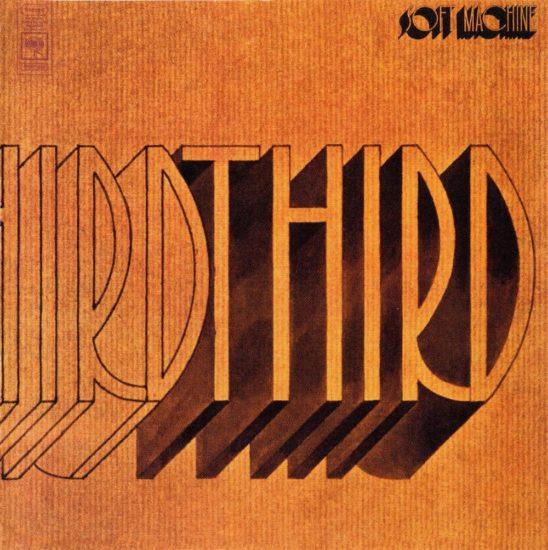 Cover of Soft Machine album Third