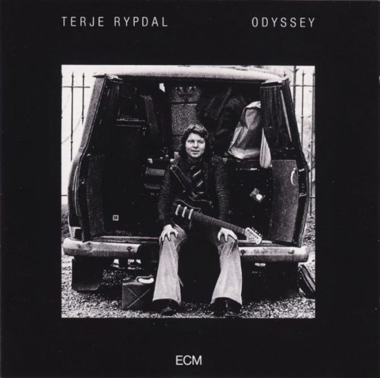 Cover of Terje Rypdal album Odyssey