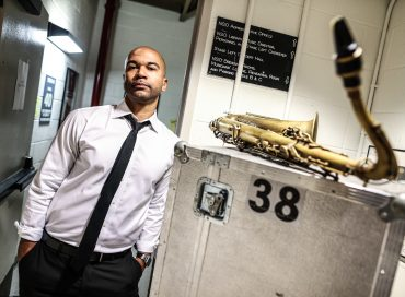 Berklee Names Walter Smith III Woodwind Department Chair