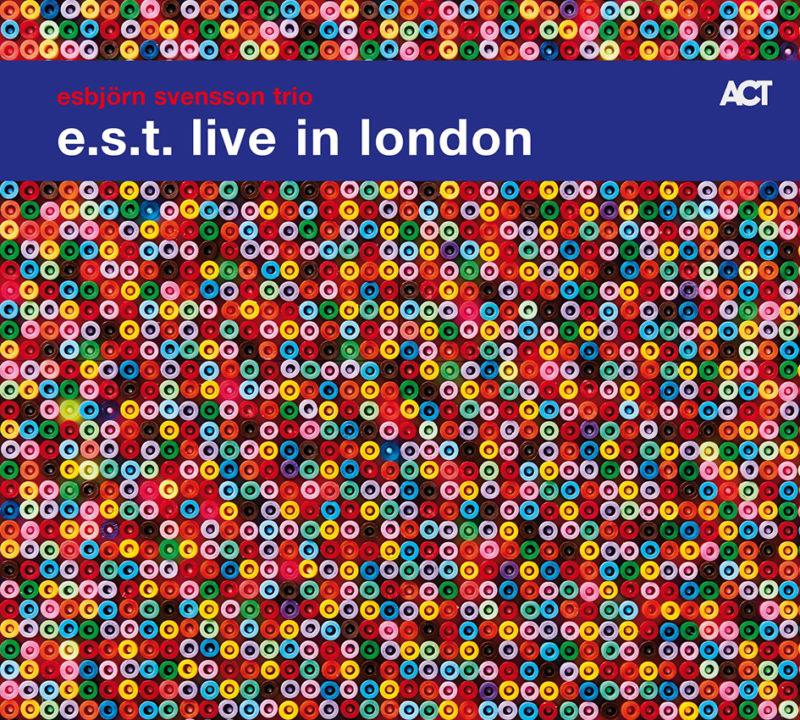Cover of Esbjörn Svensson Trio album e.s.t. live in London