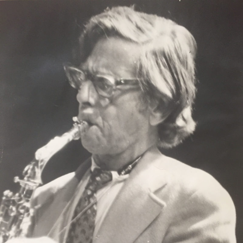 Les Lieber in 1982