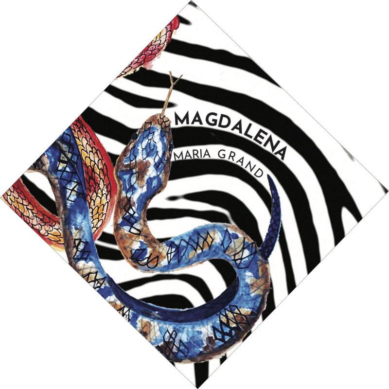 "Cover of María Grand album ""Magdalena"""