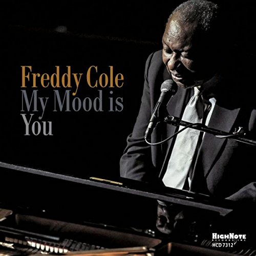 Cover of Freddy Cole album My Mood Is You