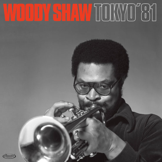 "Cover of ""Tokyo '81"" by Woody Shaw"