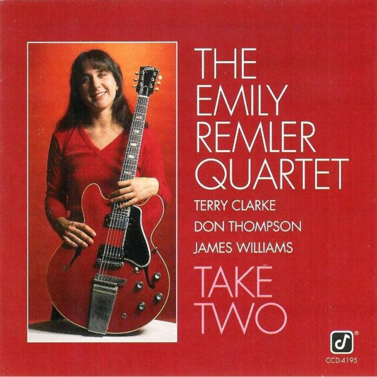 "Cover of Emily Remler's second album ""Take Two"""