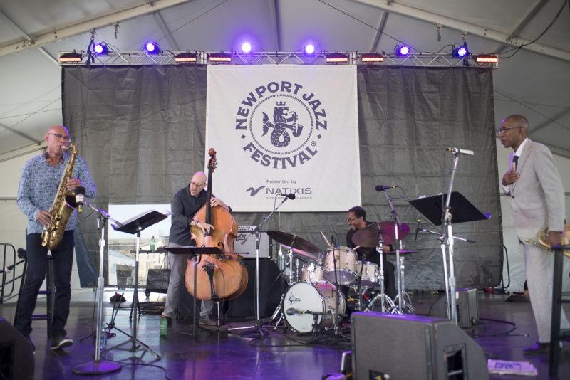 Still Dreaming at the 2018 Newport Jazz Festival
