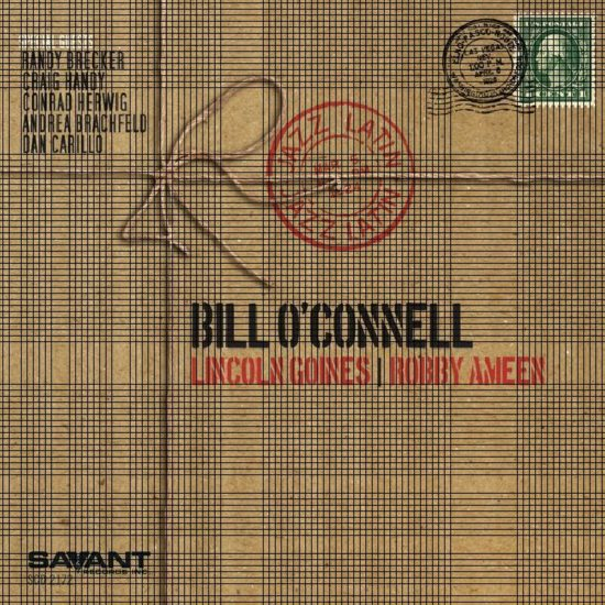 22_BillO'Connell_JazzLatin
