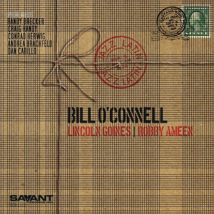 Cover of Bill O'Connell album Jazz Latin