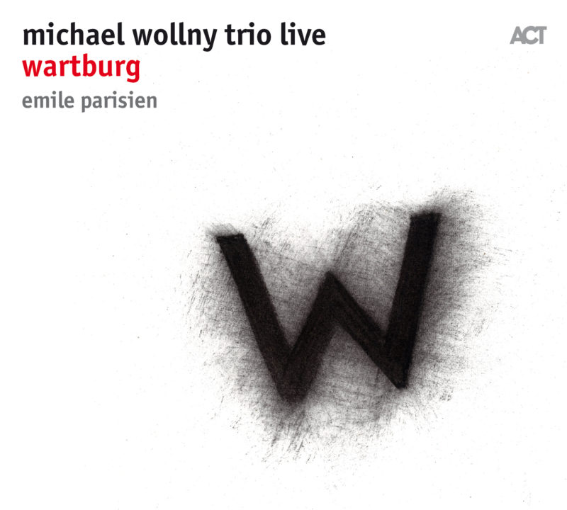 Cover of Michael Wollny Trio album Wartburg
