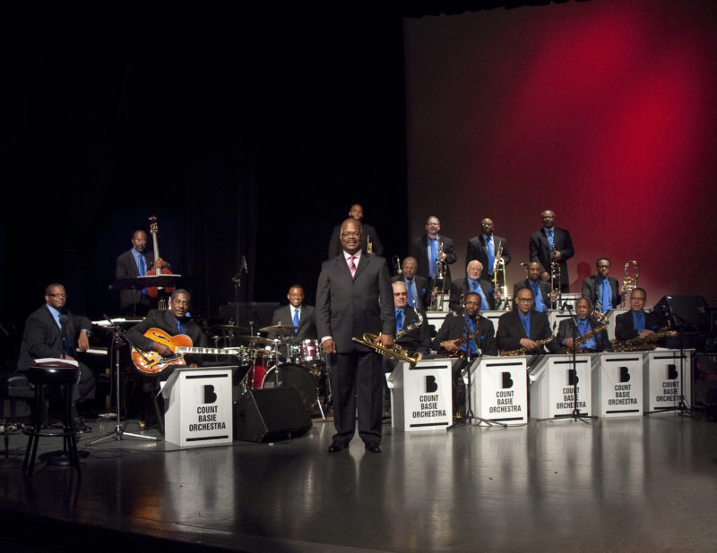 Scotty Barnhart and the Count Basie Orchestra