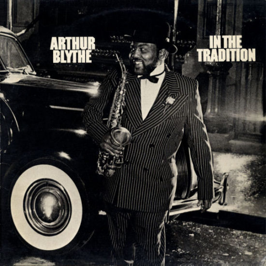 "Cover of Arthur Blythe's album ""In the Tradition"" (1979)"
