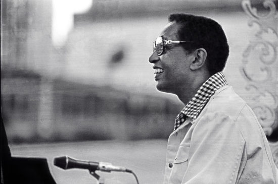 Billy Taylor in 1977