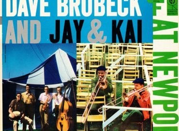 Dave Brubeck and Jay & Kai