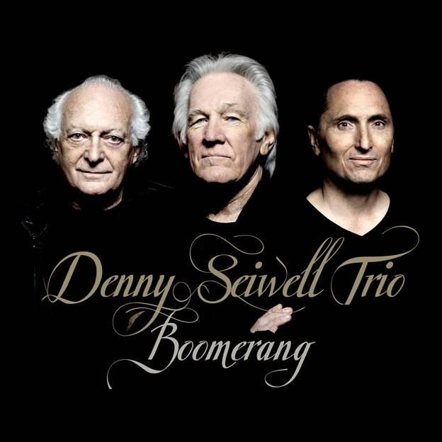 Cover of Denny Seiwell Trio's Boomerang album
