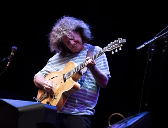 Pat Metheny at the 45th Umbria Jazz Festival
