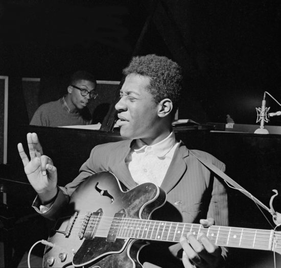 Grant Green and Herbie Hancock 1962