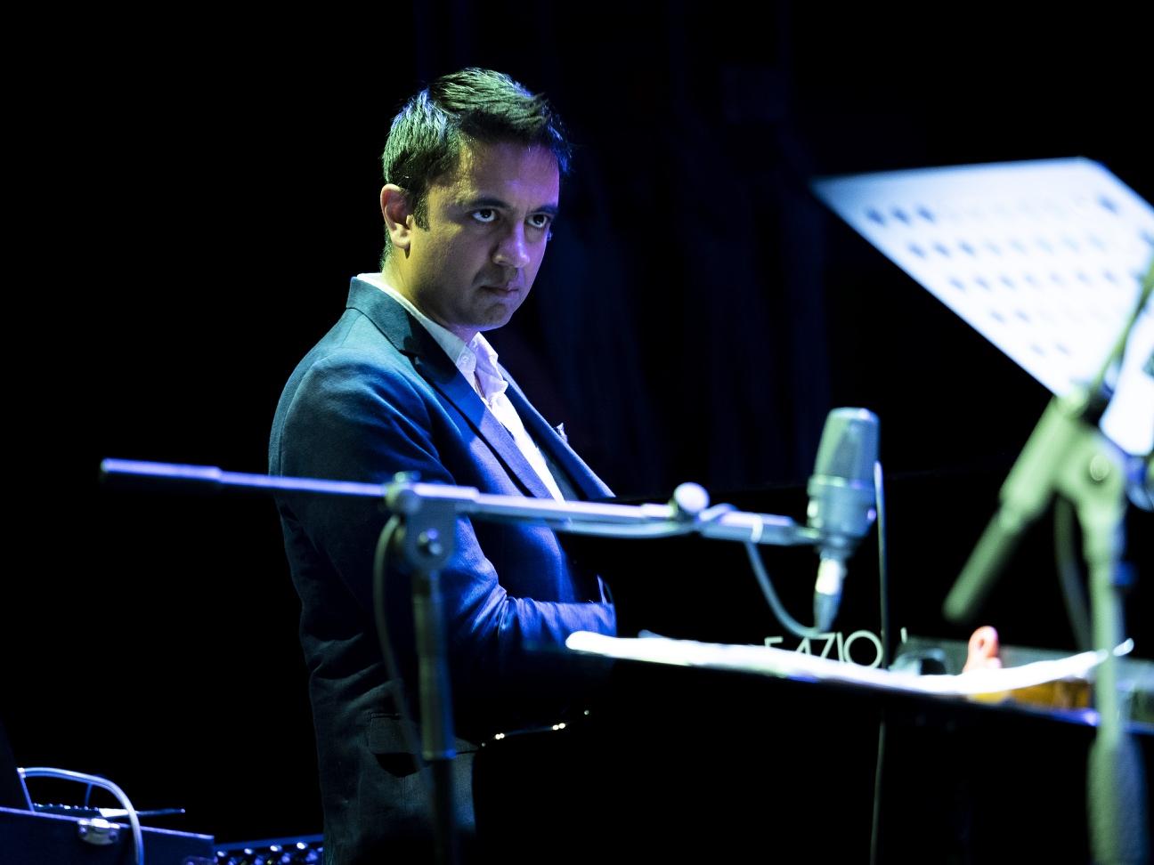 Vijay Iyer at the 45th Umbria Jazz Festival