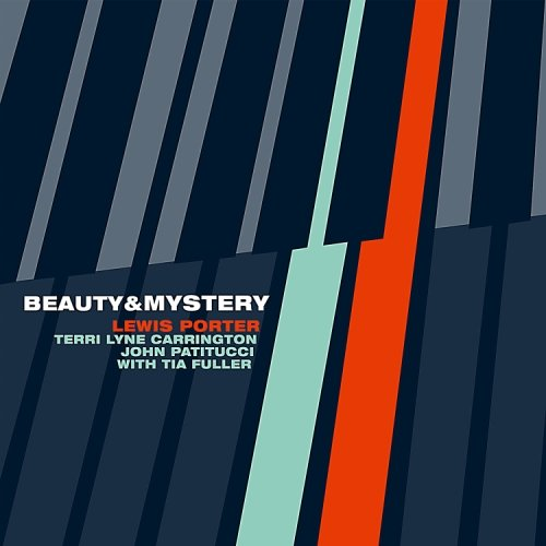Cover of Lewis Porter album Beauty & Mystery