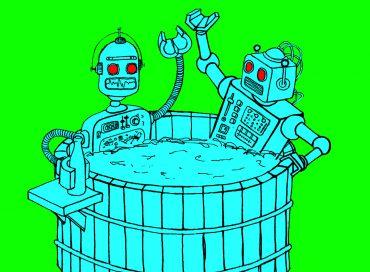 Fay Victor's SoundNoiseFunk: Wet Robots (ESP-Disk')