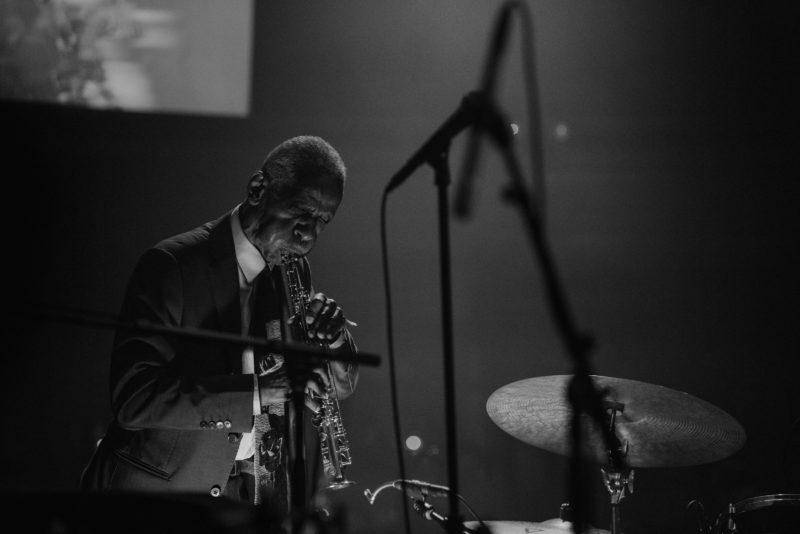 Roscoe Mitchell at Thalia Hall, Chicago, Aug. 30, 2018