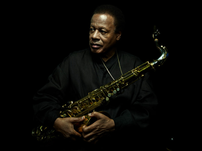 Wayne Shorter (photo: Robert Ascroft)