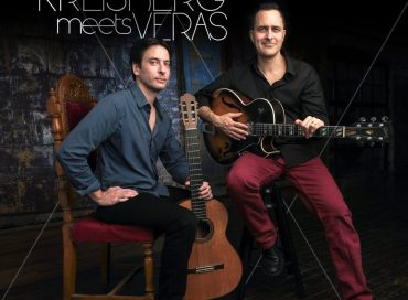 Jonathan Kreisberg and Nelson Veras: Kreisberg Meets Veras (New for Now)