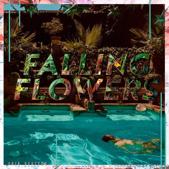 Cover of Erik Deutsch album Falling Flowers