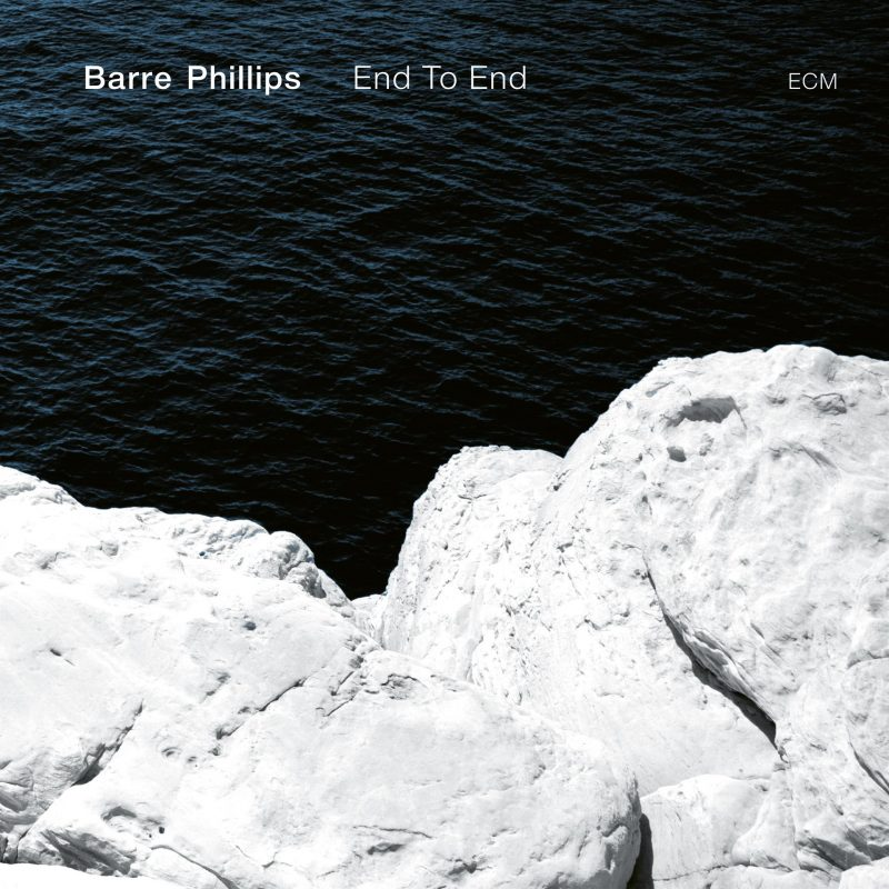 Cover of Barre Phillips album End to End