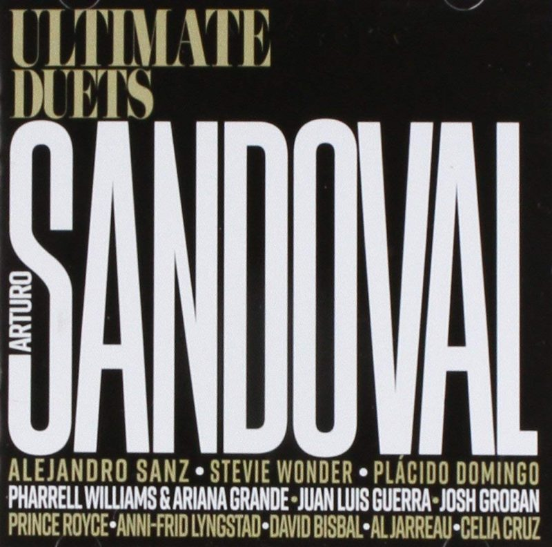 Cover of Arturo Sandoval album Ultimate Duets