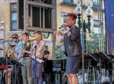 Photos: 2018 Berklee Beantown Jazz Festival