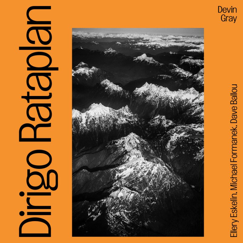 Cover of Devin Gray album Dirigo Rataplan II