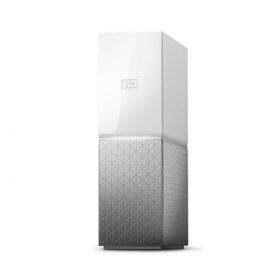 The WD My Cloud Home NAS drive