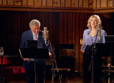 Tony Bennett & Diana Krall: They Like a Gershwin Tune