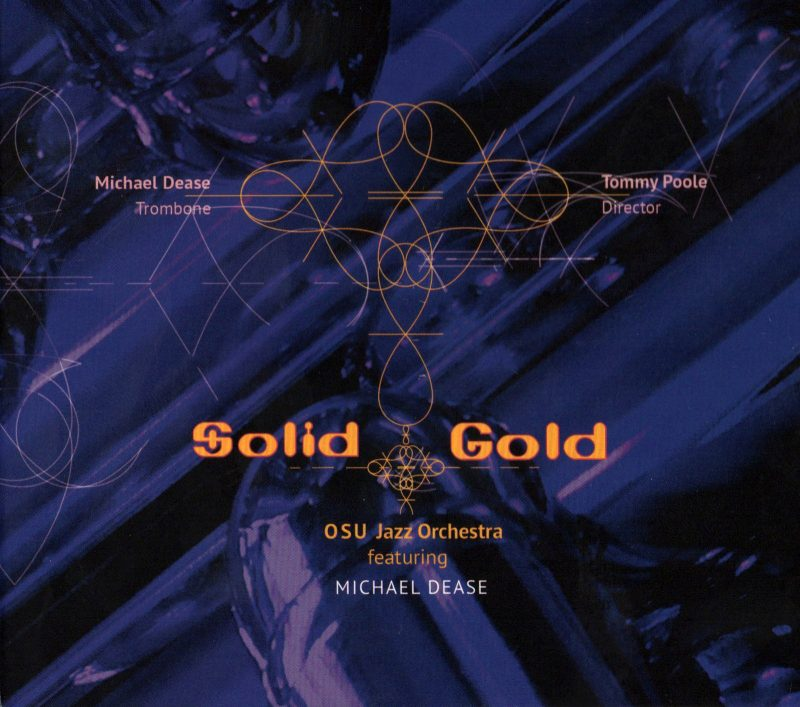 Cover of Solid Gold by the OSU Jazz Orchestra
