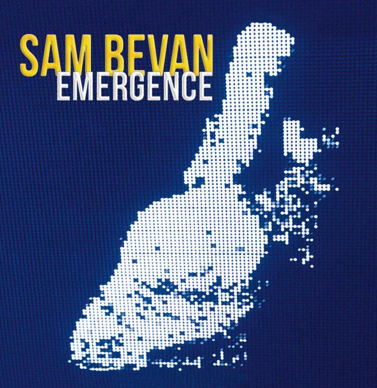 Cover of Sam Bevan album Emergence