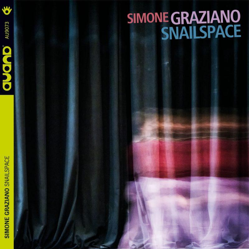 Cover of Snailspace album by Simone Graziano