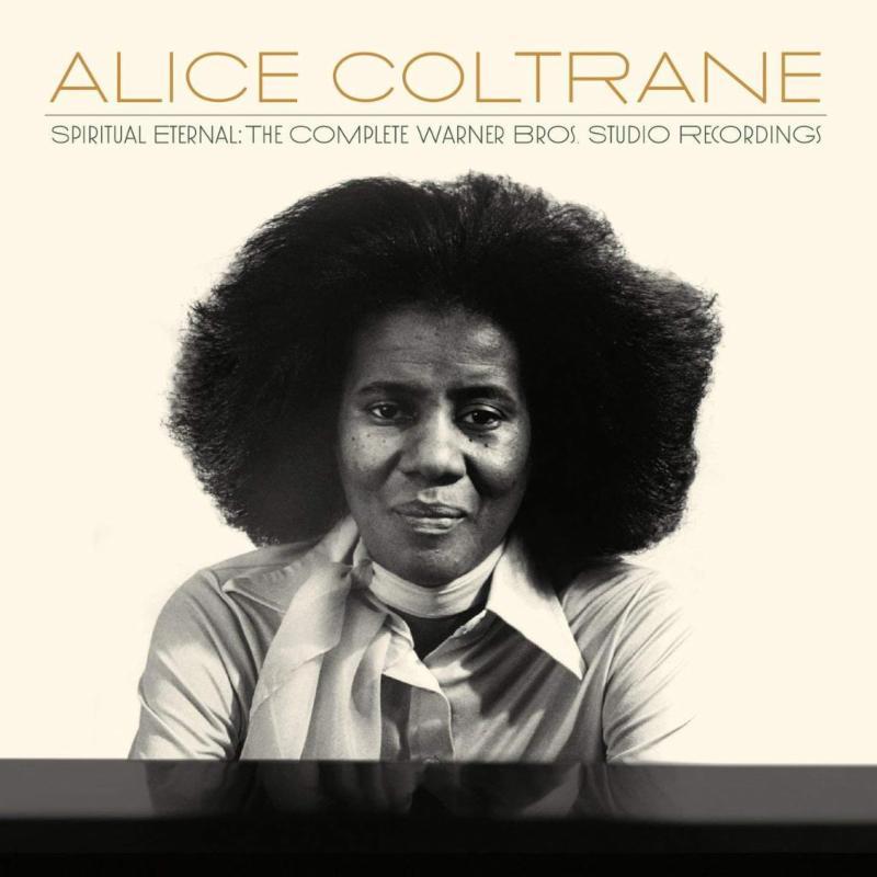 Review of Alice Coltrane set Spiritual Eternal: The Complete Warner Bros. Studio Recordings