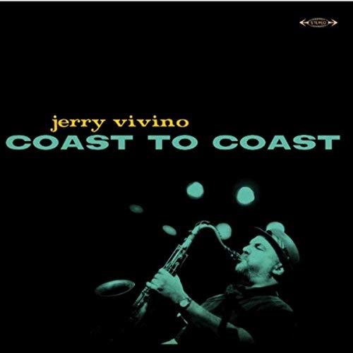 Cover of Jerry Vivino album Coast to Coast
