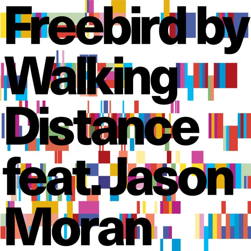 Cover of Walking Distance album Freebird