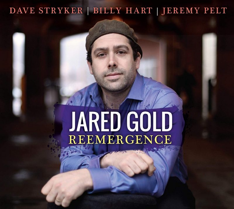 Cover of Jared Gold album Reemergence