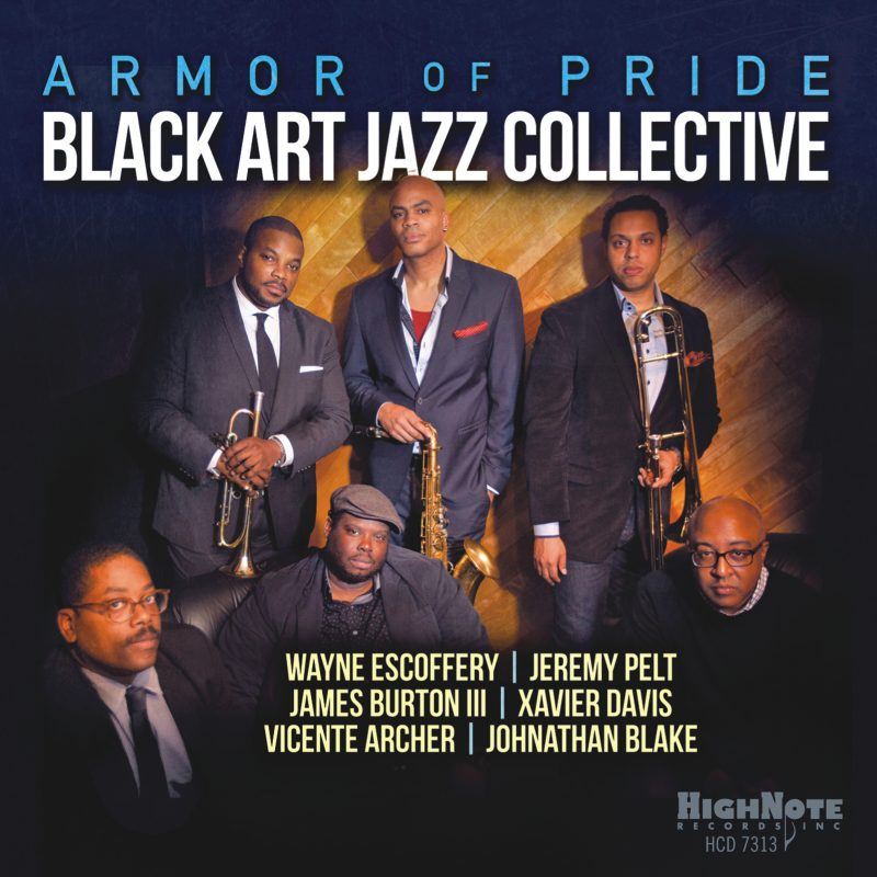 Cover of Black Art Jazz Collective album Armor of Pride