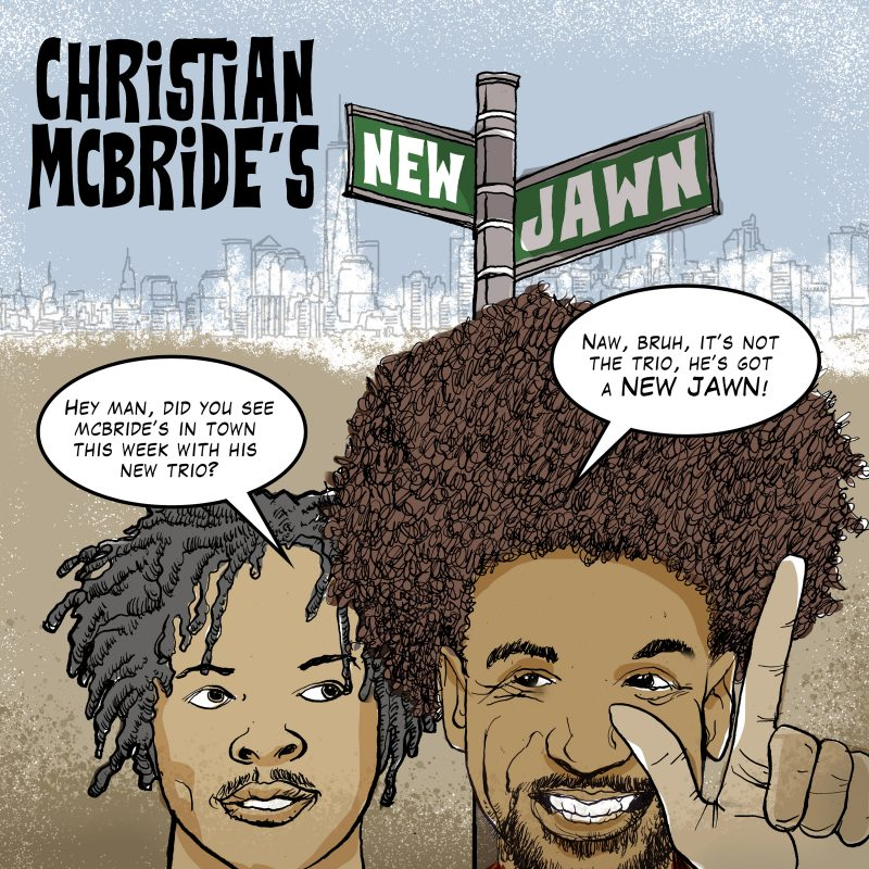 Cover of Christian McBride's New Jawn