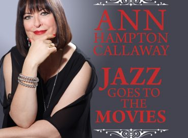 Ann Hampton Callaway: Jazz Goes to the Movies (Shanachie)
