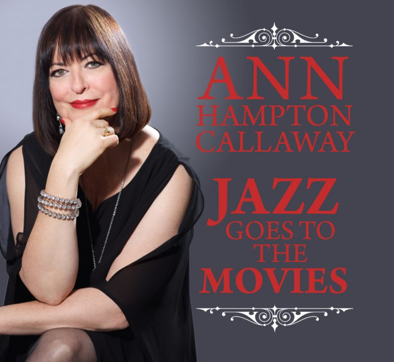 Cover of Ann Hampton Callaway album Jazz Goes to the Movies