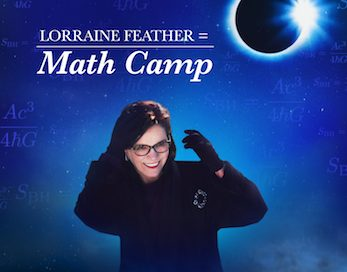 Lorraine Feather: Math Camp (Relarion)
