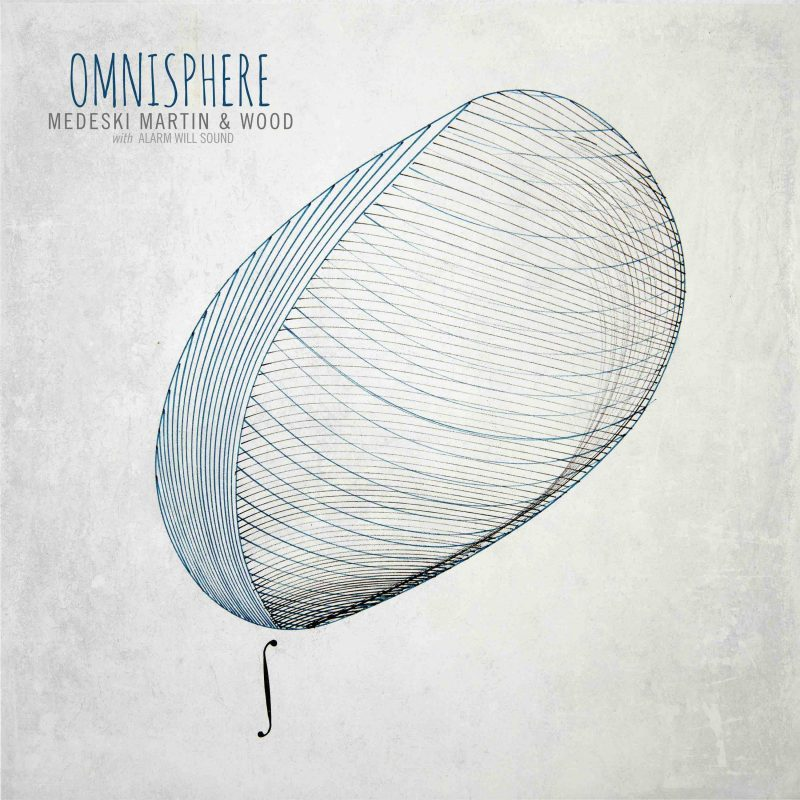 Cover of Omnisphere album by Medeski Martin & Wood with Alarm Will Sound
