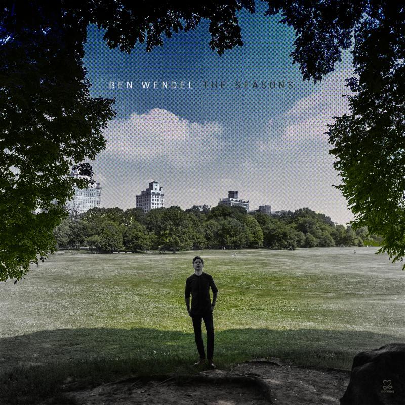Cover of Ben Wendel album The Seasons